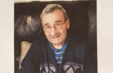 81-year-old Tom Kennedy missing from Dublin