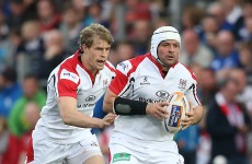 Ulster players enthused by Kiss appointment as unhappy Anscombe departs
