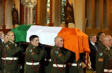 """""""For him, peace was the only battle worth waging"""": Albert Reynolds is laid to rest"""
