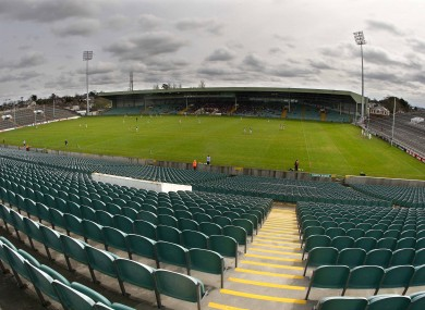 It's full steam ahead for the Gaelic Grounds in hosting next Saturday's game.