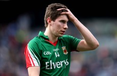 No changes for Mayo as James Horan sticks with tried and tested