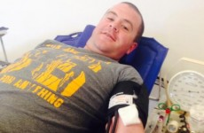 Cork man starts 'Bloodnominations' after best friend's cancer diagnosis