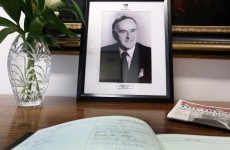 LIVE: Watch the State funeral of former Taoiseach Albert Reynolds