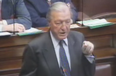 Check out this Dáil row between Charlie Haughey, Dick Spring and John Bruton in 1991