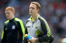 What's Colm Cooper's role in the Kerry squad as he battles back from injury?