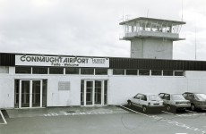 Knock airport is on track for its best year ever