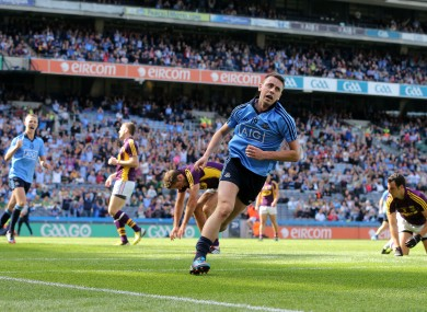 Cormac Costello is the bookies favourite to be named Young Footballer of the Year.