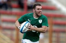 'I don't think I grabbed the shirt' – Darren Cave's Ireland concerns