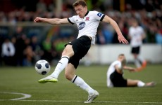 Last gasp Dundalk equaliser rescues point for league leaders