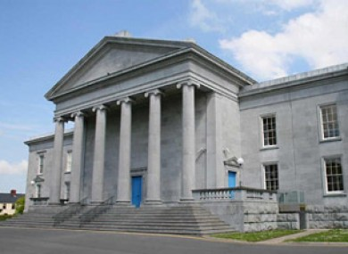 The Ennis Courthouse
