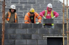 Here's how many construction workers are on the dole