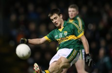 Just the one change for Kerry for All-Ireland junior football semi-final