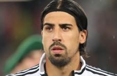 No bid for Khedira says Wenger