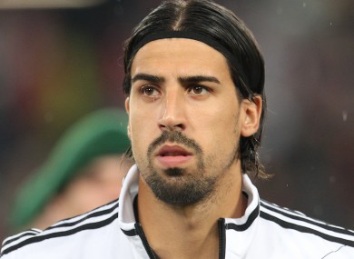 Sami Khedira is a reported target of Arsenal but their manager is being coy.