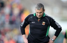 James Horan steps down after Mayo's championship exit