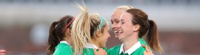 Ireland women down Slovenia to keep faint World Cup qualification hopes alive