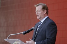 NFL Commissioner defends two-game ban for Ray Rice after domestic abuse