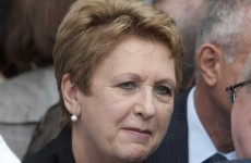 McAleese advert rejected over the former President's views on female ordination