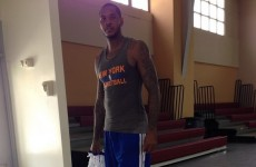 Carmelo Anthony is the latest NBA superstar to lose a load of weight in preseason