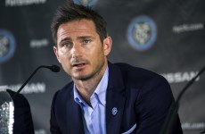Lampard thrilled with 'fantastic opportunity' after joining Man City