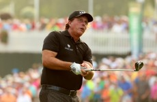 Mickelson assured of Ryder Cup spot