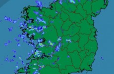 Thunderstorms and heavy showers (with a bit of sun)… it's a wet week ahead