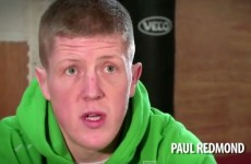 Paul 'Redser' Redmond has taste of the big time, focused on Cage Warriors battle
