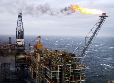 Black gold: Good news for one Limerick company, who hit oil off Tunisia this week.