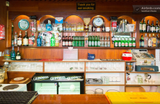 You can rent an actual 'self-catering Irish pub' in Tipperary on AirBNB