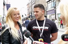 Watch Irish people talk about the mad things that annoy them