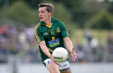After 15 years, Seamus Kenny is hanging up his boots as a Meath footballer