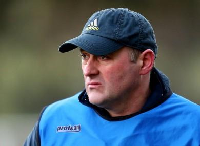 Seán Hagan will no longer take charge of the Leitrim senior footballers.