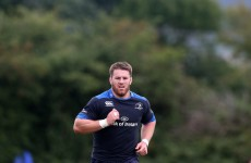 Sean O'Brien and Stuart Olding will start tomorrow's Leinster v Ulster friendly