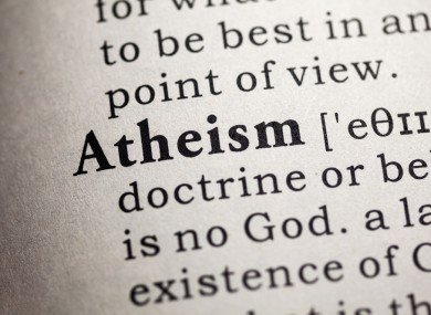 what is it like to be an atheist in ireland thejournal ie