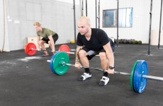 6 steps to getting your deadlift down