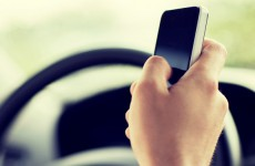 New laws haven't deterred one-in-ten motorists from using their phone while driving