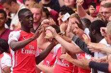 Wenger backs Sanogo and Campbell to make striking impact at Arsenal