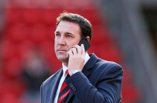 Malky Mackay apologises for 'text message banter'