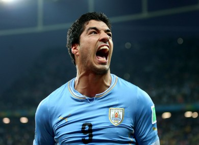 Suarez heard the result of his appeal today.