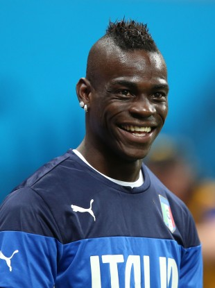 Balotelli joined Liverpool from AC Milan.