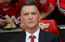 Manchester United without SEVEN first-choice players for Swansea game