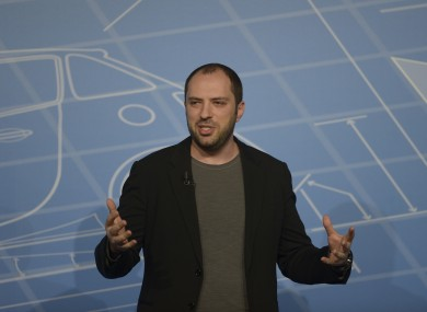 WhatsApp co-founder and CEO Jan Koum speaking at Mobile World Congress back in February.