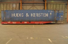 Tyrone man arrested over death of person found in shipping container