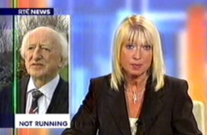 Back in time: It's ten years since Labour decided NOT to run Michael D for the Áras