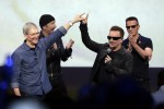 Here's what Apple reportedly spent on the new U2 album