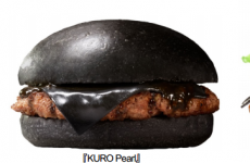 Those Burger King 'black burgers' don't look quite so appetising in real life
