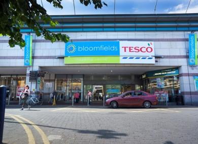 Bloomfields Shopping Centre, Dun Laoghaire, Co Dublin
