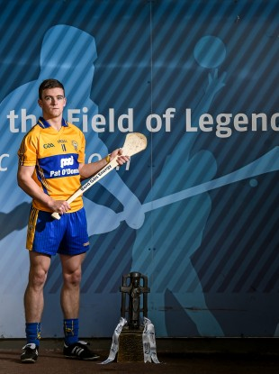 Ballyea club man Kelly won the Hurler of the Year award in 2013.
