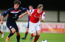 Irish teenager Adam McDonnell signs for Ipswich