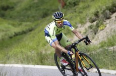 Nicolas Roche: 'Joining SKY is about the marginal gains, the details'